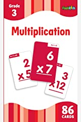 Multiplication (Flash Kids Flash Cards) Cards