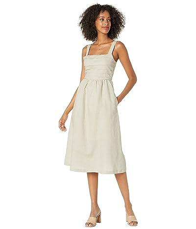 LOST + WANDER Natural State Midi Dress