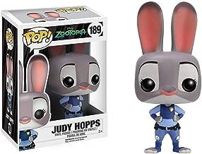Dingwen POP Zootopia-Judy Hopps PVC Figure TO149