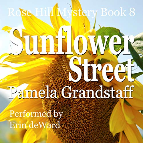 Sunflower Street audiobook cover art