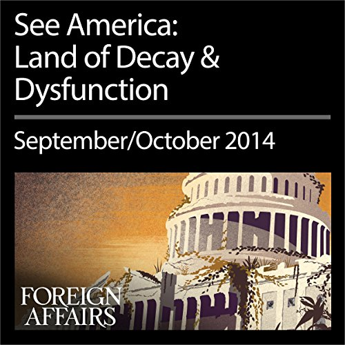 The September/October 2014 Issue of Foreign Affairs cover art