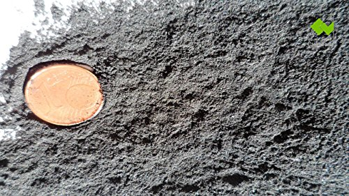 CARBOGARDEN Premium Buchen-Holzkohlestaub,Holzkohlemehl, Holzkohlepulver, feine Körnung, 250 g