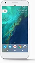 Google Pixel 32GB Phone, Very Silver, 5