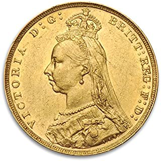 UK British Sovereign Victoria (Types Vary) Queen Victoria Gold Brilliant Uncirculated