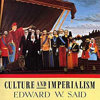 Culture and Imperialism cover art