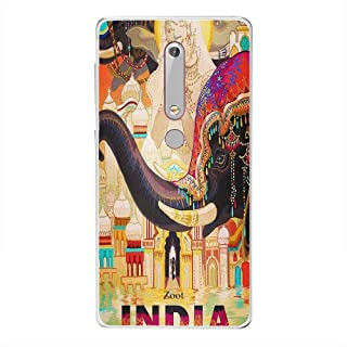 Nokia 6.1 Incredible india, Zoot Designer Phone Covers