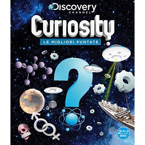Curiosity (2 Blu-Ray)