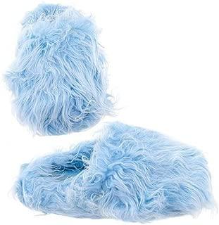 Womens Furry Fuzzy Slippers