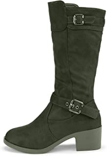 DEEANNE LONDON Woman Suede Boots (018-90)