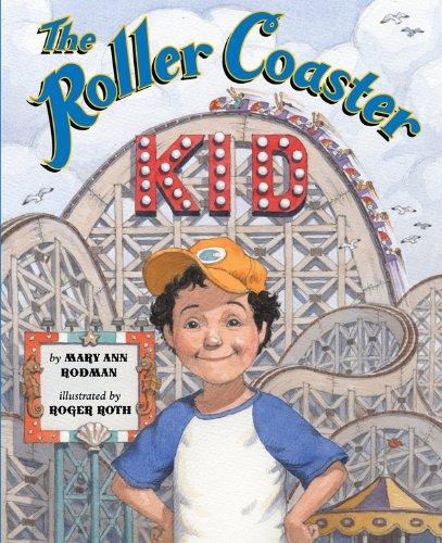 Roller Coaster Kid (English Edition)