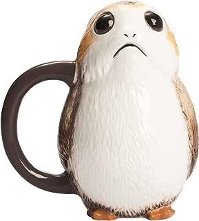 Vandor Star Wars The Last Jedi Porg Ceramic Sculpted Mug (99601)