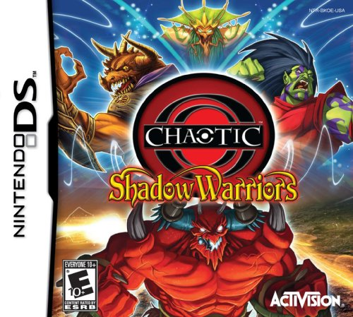 Chaotic: Shadow Warriors  Nintendo DS