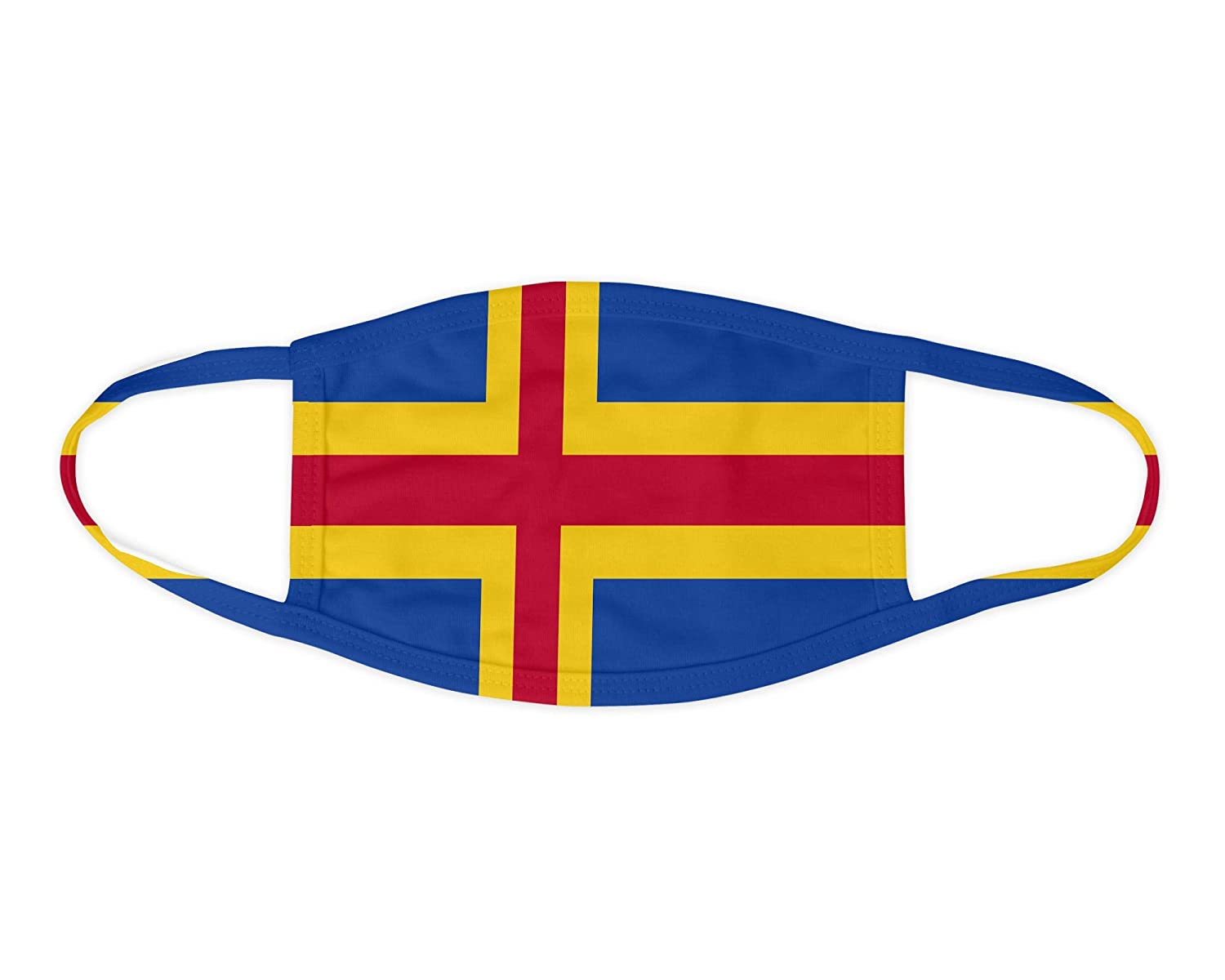 Aland Very Quantity limited popular Flag Face Washable Covering Mask