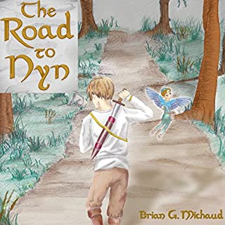 The Road to Nyn audiobook cover art