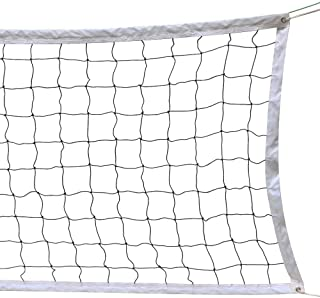 Volleyball Net Outdoors/Indoors Sports Sandbeach Pool Volleyball Water Play Game or Backyard