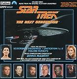 Songtexte von Dennis McCarthy - Star Trek: The Next Generation, Volume 3: Yesterday's Enterprise / Unification I & II / Hollow Pursuits