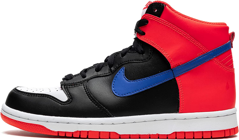 Nike Youth Dunk High GS DB2179 001 Knicks - Size 7Y