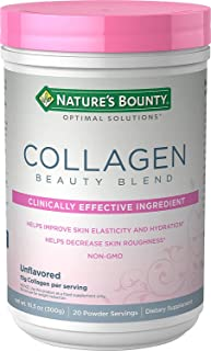 Nature's Bounty Nature's bounty Optimal Solutions Collagen Beauty Blend, unflavored 20 Servings, 20 Count