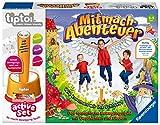 Ravensburger tiptoi 00044 - active Set Mitmach-Abenteuer / Spiel von Ravensburger ab 3 Jahren / Bewegungsspiel mit spannenden Geschichten, schönen Liedern und lustigen Reimen.