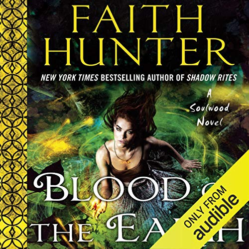 Blood of the Earth Audiobook By Faith Hunter cover art