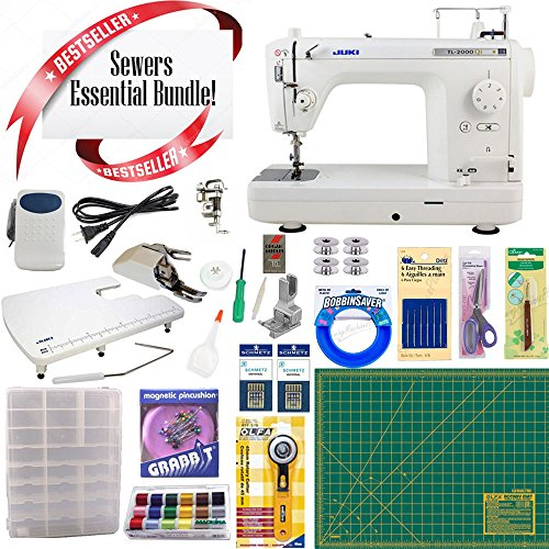 Purchase Juki TL2000QI Long-Arm Sewing & Quilting Machine w/Sewing Essential Bundle