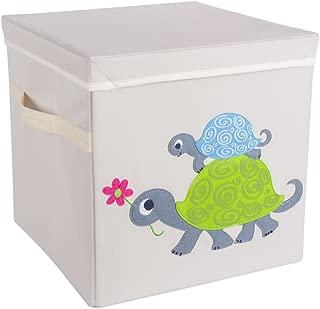 DII Nursery Storage Bins for Toys, Clothing, Books, Cube Organizers ((13 x 13 x 13