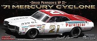 David Pearson 1971 Purolator Mercury Cyclone 1:24 University of Racing Diecast