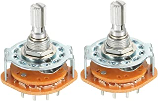 Best 14 position rotary switch Reviews