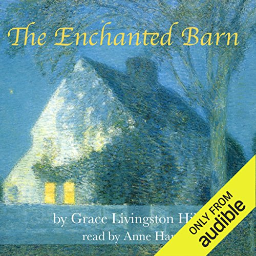 The Enchanted Barn audiobook cover art