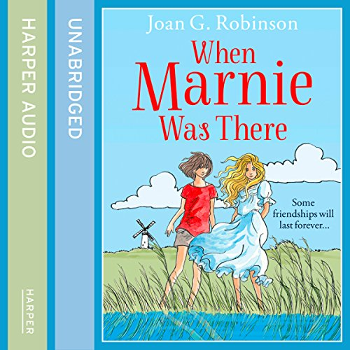 When Marnie Was There audiobook cover art