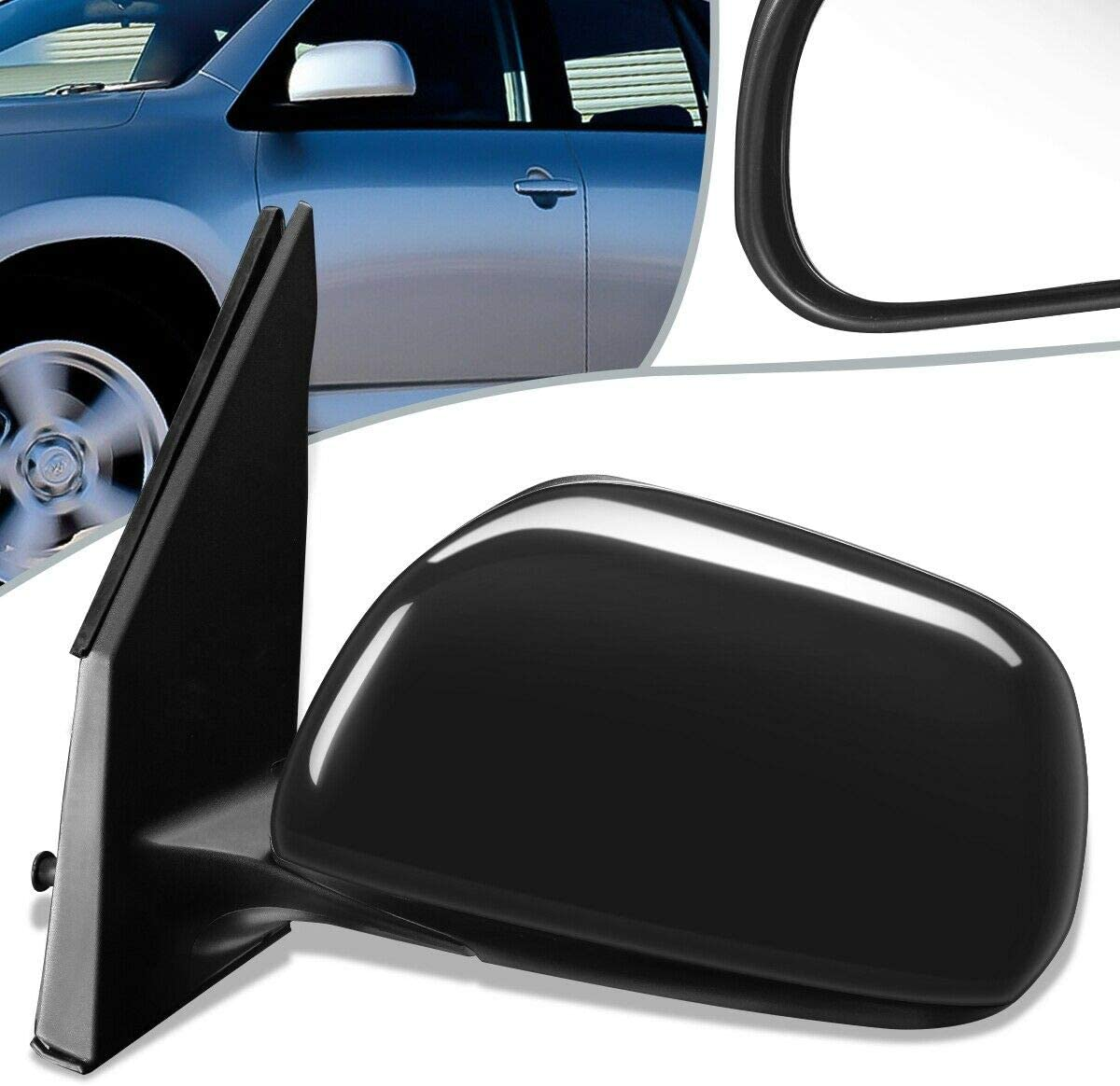 NYI 70% OFF Outlet For Complete Free Shipping Sport Utility OE Style Mirror Lef Powered Door Side View