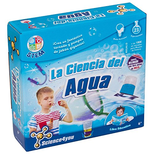 Science4you - la ciencia del agua - juguete cientfico y educativo