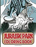 Jurassic Park Coloring Book: Coloring Books For Adult (8.5' X 11')