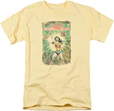 DC Comics Wonder Woman Besieged Cover Adult T-Shirt Tee