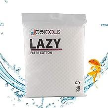 Upettools Aquarium Filter Pad - Honeycomb-Like Foam Filter Bio Sponge Filter Aquarium Filter Media Roll, White 39''x15.7''x0.1''