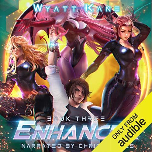 Enhancer 3 Audiobook By Wyatt Kane cover art