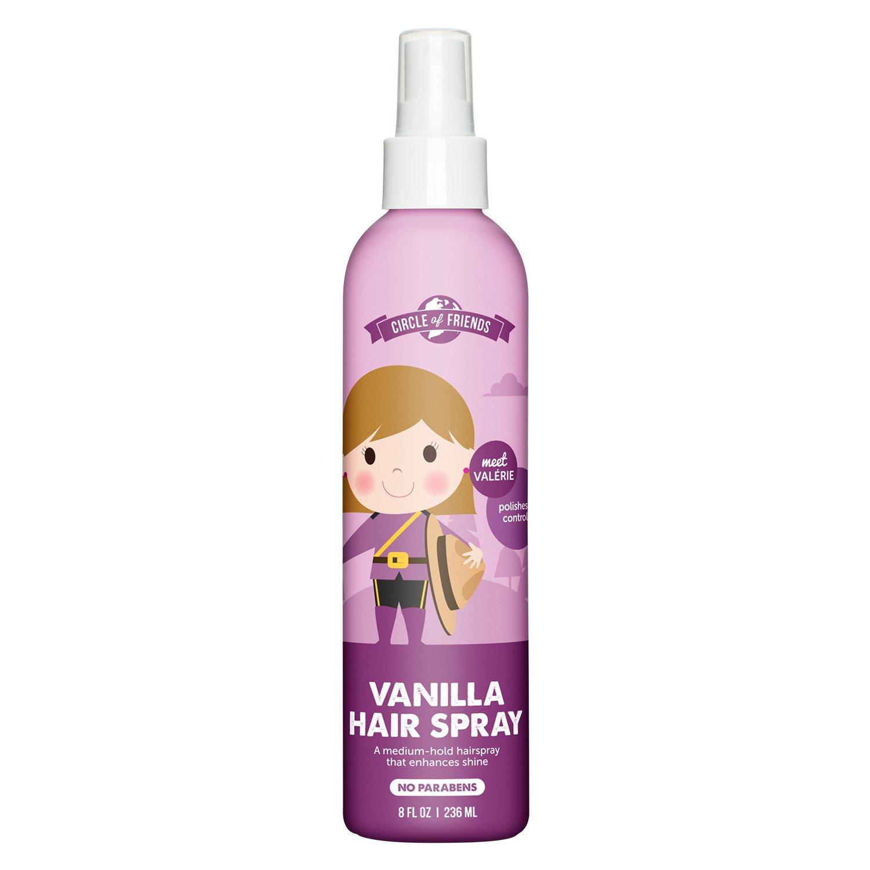 Circle Friends Valeries Vanilla Hairspray