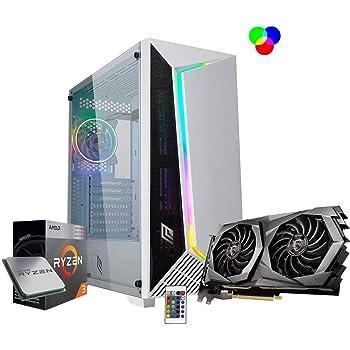 PC Gaming ryzen 3 3200G 4.00GHz MAX, Tarjeta vídeo Msi GTX 1650 4 GB, RAM