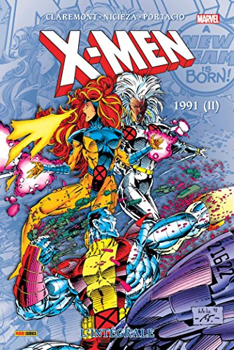 X-MEN INTEGRALE T29 1991 (II)