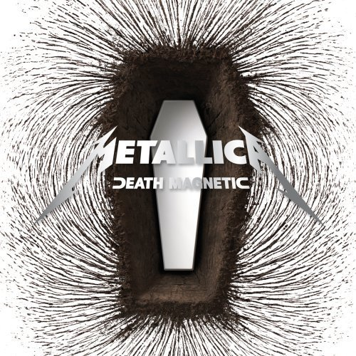 Death Magnetic by Metallica [Music CD]