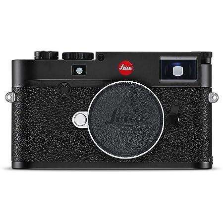 Leica M10-R Digital Rangefinder Camera - Black Chrome (20002)