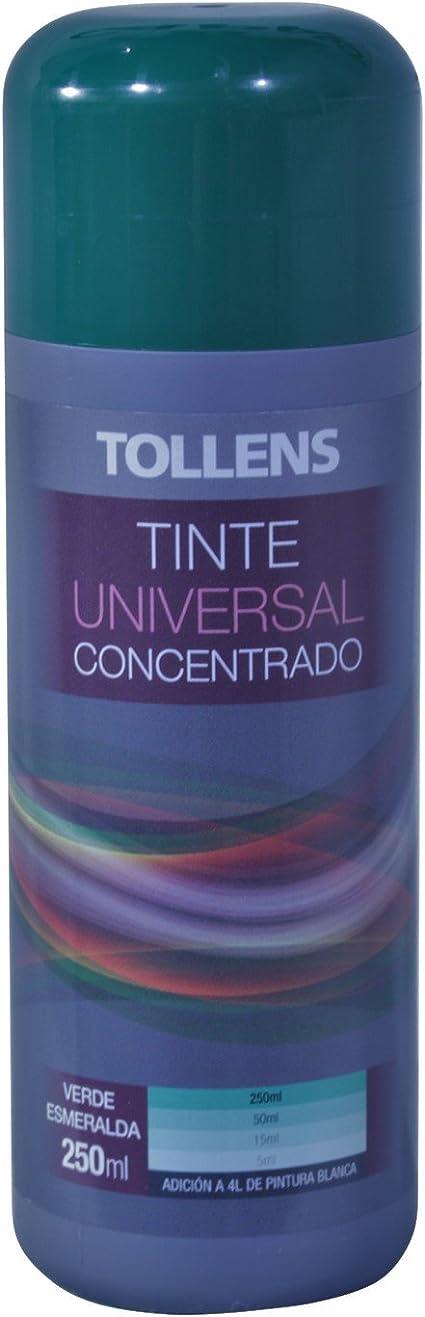 Tollens 8600 Tinte Universal Concentrado, Negro, 250 ml
