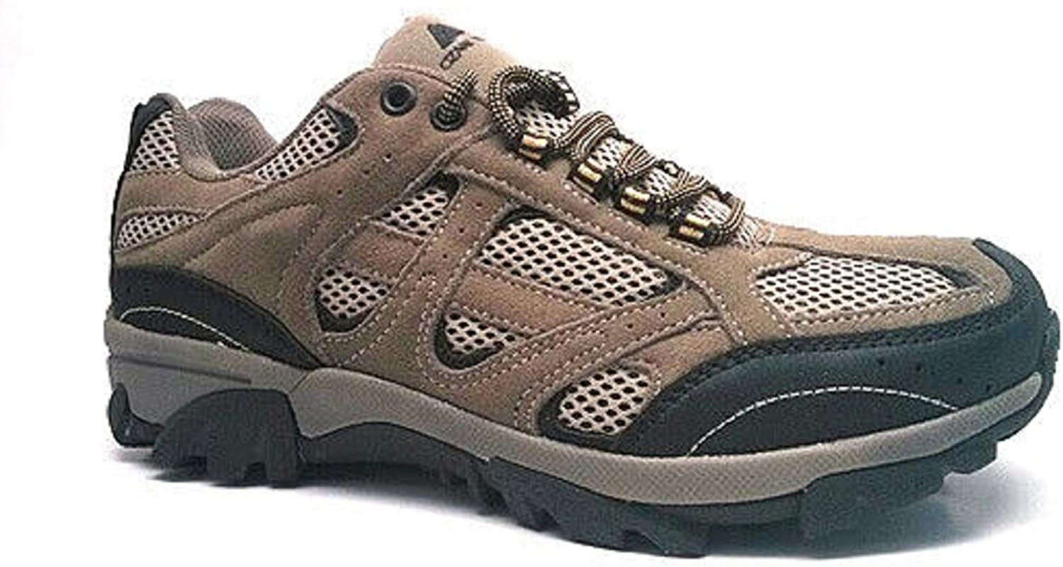 Ozark Trail Men's Low Profile Hiking Boot Taupe 9