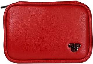 PurseN Tiara Mini Jewelry Case (Red/Stripe)