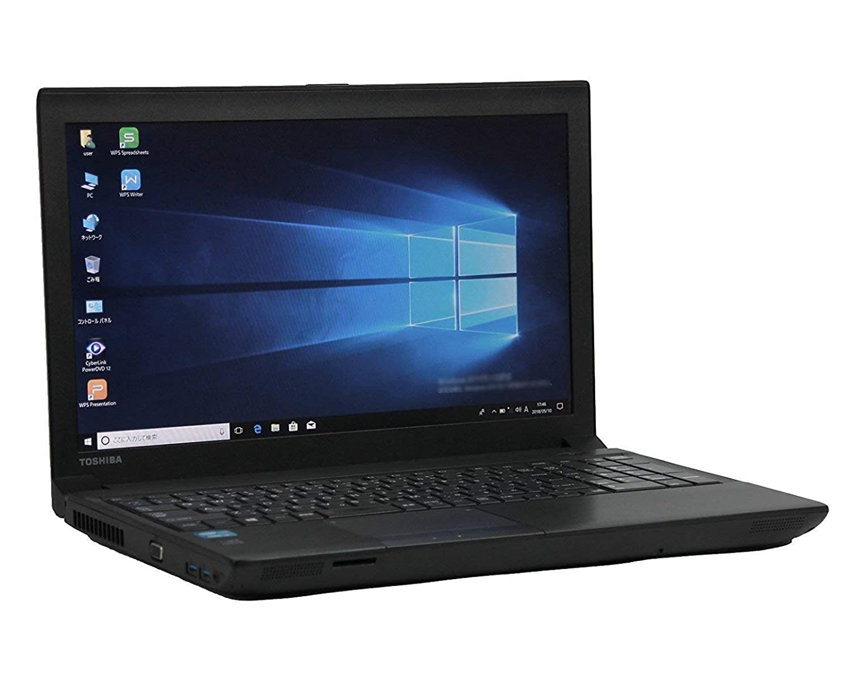 強盗白菜南極[ 中古ノートパソコン / WPS Office ] 東芝 Dynabook Satellite B553/J Windows10 Pro 15.6インチ Core i5 3340M 2.70GHz メモリ4GB SSD240GB [ DVDマルチドライブ / 無線LAN?Bluetooth ]