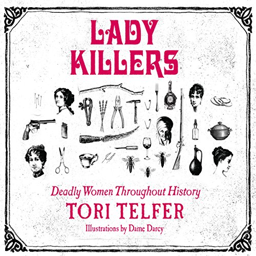 Lady Killers audiobook cover art