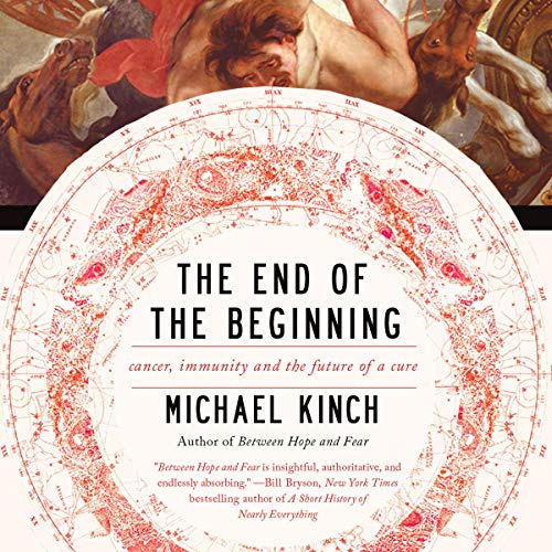 The End of the Beginning audiobook cover art