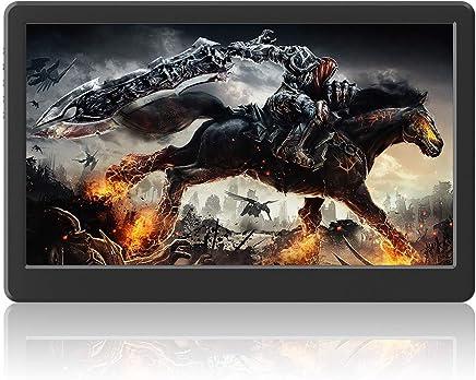 Gechic 15.6 inch Portable Gaming Monitor (1503H), IPS FHD 1080p, USB C Powered, HDMI/VGA, VESA 100 for PS3, PS4, Xbox, Super Fami Com, Nintendo Switch