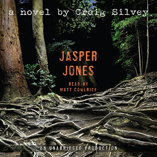 Jasper Jones audiobook cover art