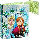 alles-meine.de GmbH Ordner / Ringbuch / Sammelordner -  Disney die Eiskönigin - Frozen  - inkl....